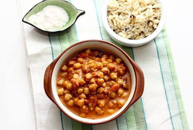Punjabi chole – a legjobb, ami a csicseriborsóval történhet