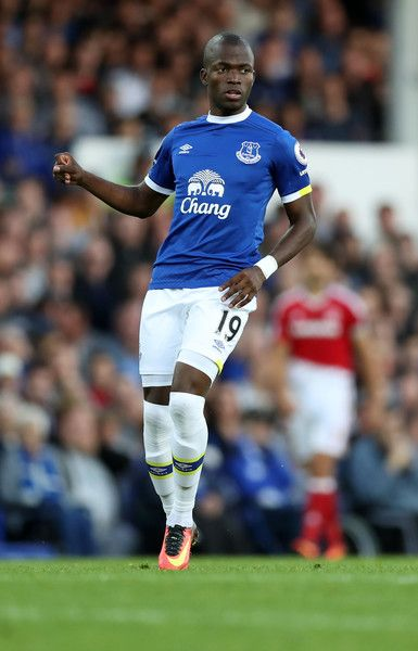 Enner Valencia of Everton during the Premier League match between Everton and…