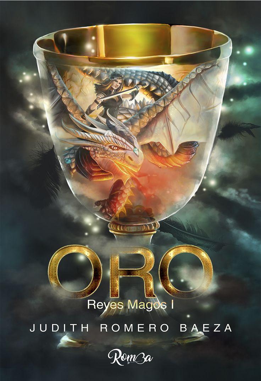 Oro - Reyes Magos I de Judith Romero Baeza