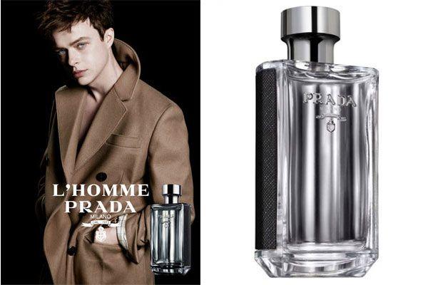 8c98570652 Image result for PRADA L'HOMME L'EAU BY PRADA for men ads | Men's ...