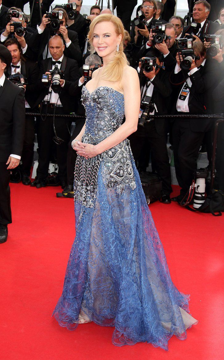 Pin for Later: What Style Looks Like at Every Height Nicole Kidman: Five Feet, 11 Inches