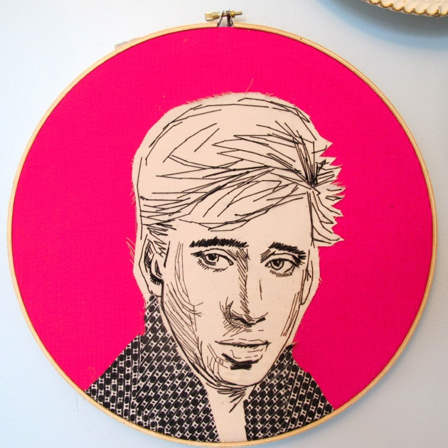 hmmmmm: Alarm Shades, Hormone Weeks, Lucky Jackson, Cages Embroidered, Nick Cages, Cages 365, 365 Lucky, Nic Cages, Nicolas Cages