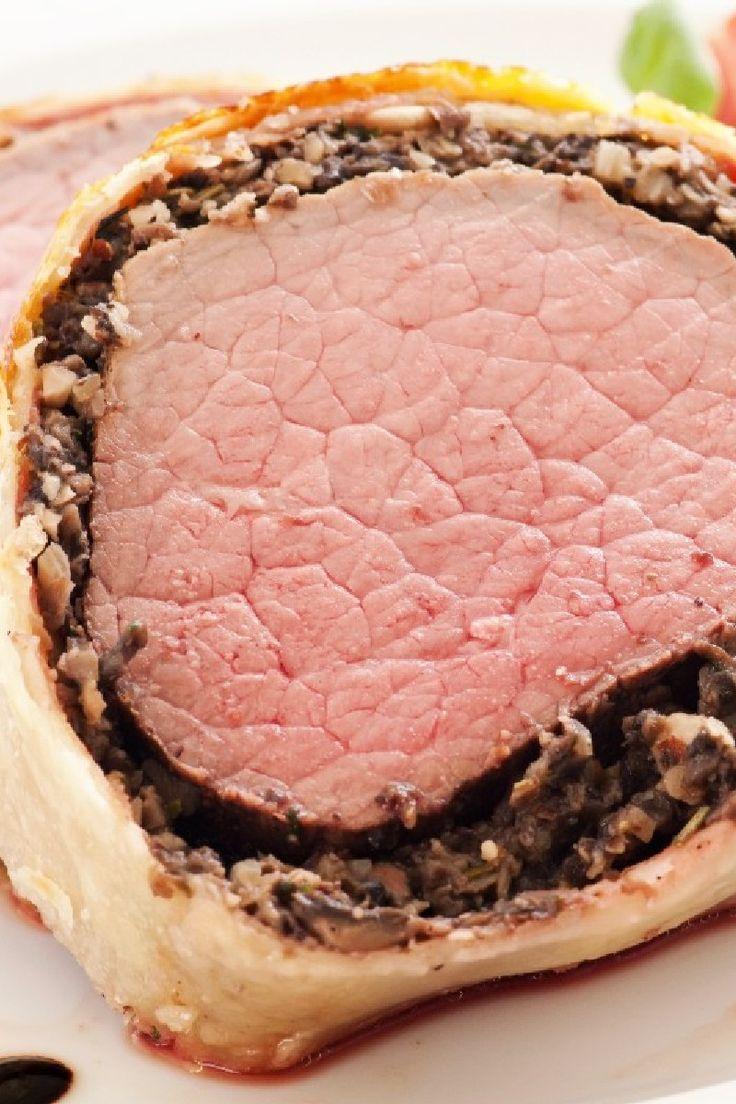 Beef Wellington Dinner Recipe
