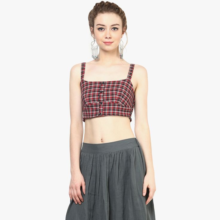 Boo Constructed Bustier Cami