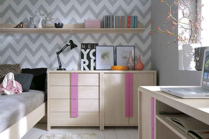 Caps #room #children #inspiration #idea #decoration #meble #furniture #student