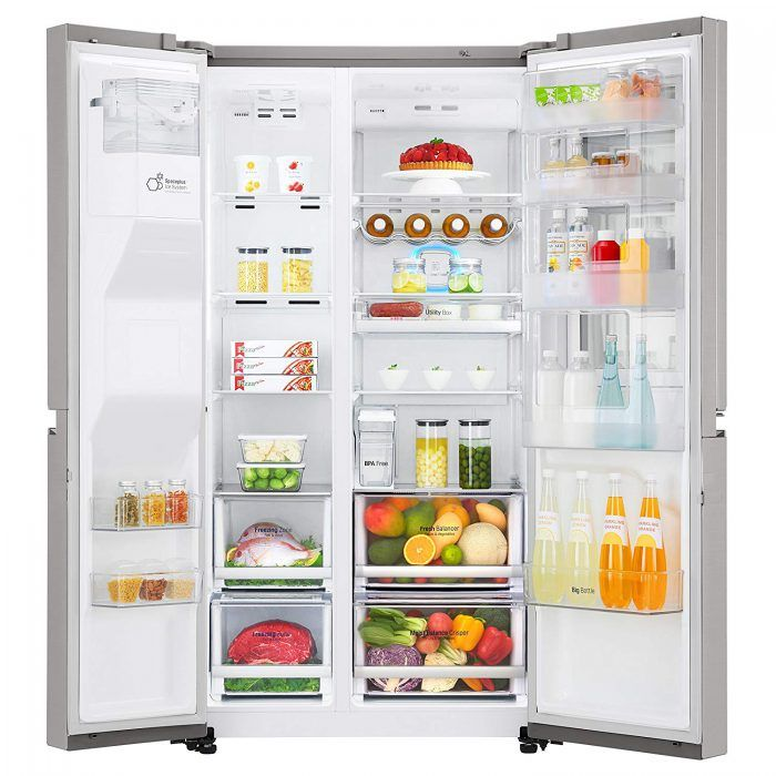 Best Side By Side Refrigerators In India Side By Side