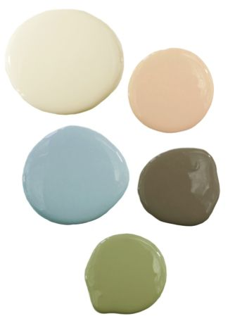 Paint colors!