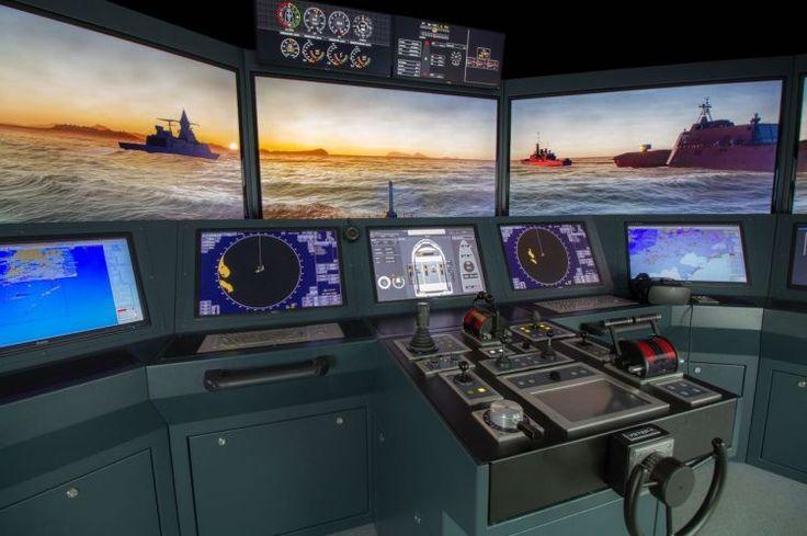 VSTEP to provide CAE with bridge simulators for UAE Naval Training Centre