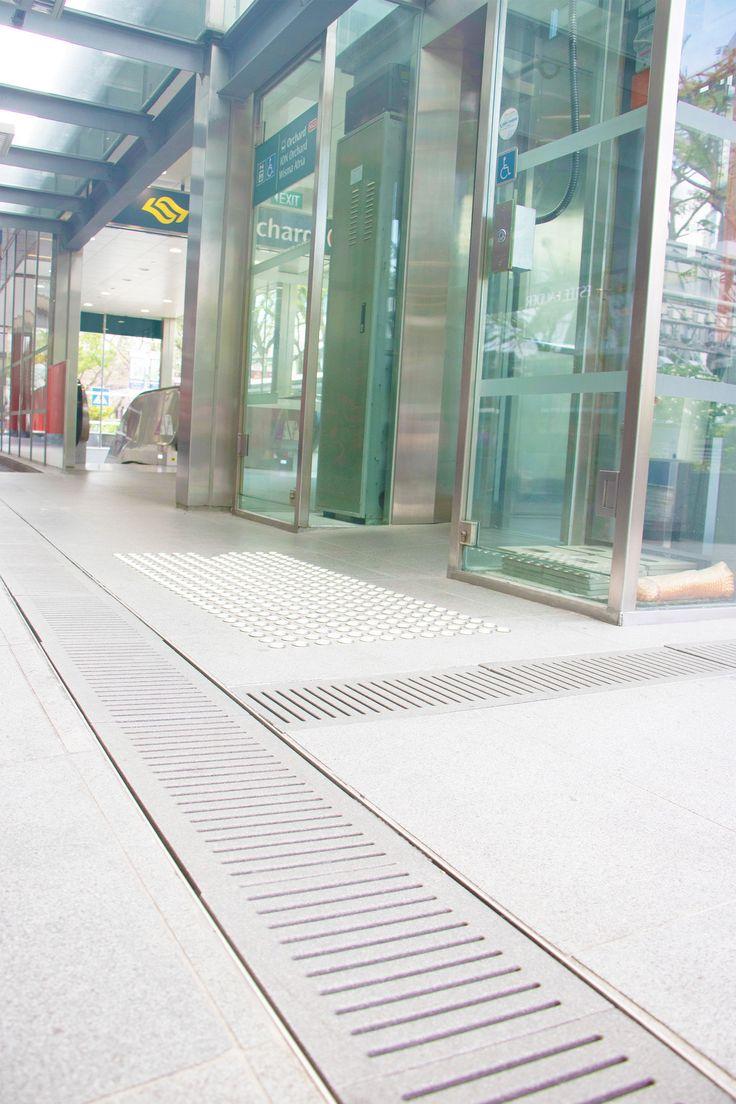 Sanitary Floor Drain Design Old Practice Is Best Practice Kitchen Flooring Options Kitchen Flooring Floor Drains