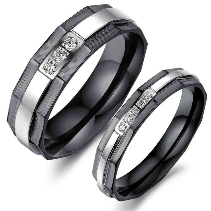 Popular Promise Ring Sets For Him And Her