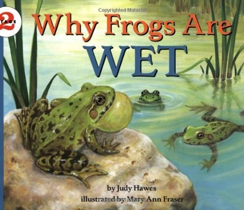 How do frogs breathe underwater?