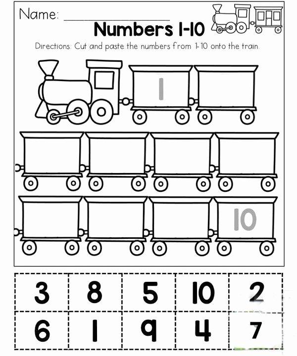 Preschool Worksheets Pdf Number Preschool Number Worksheets, Numbers  Preschool, Preschool Math Worksheets