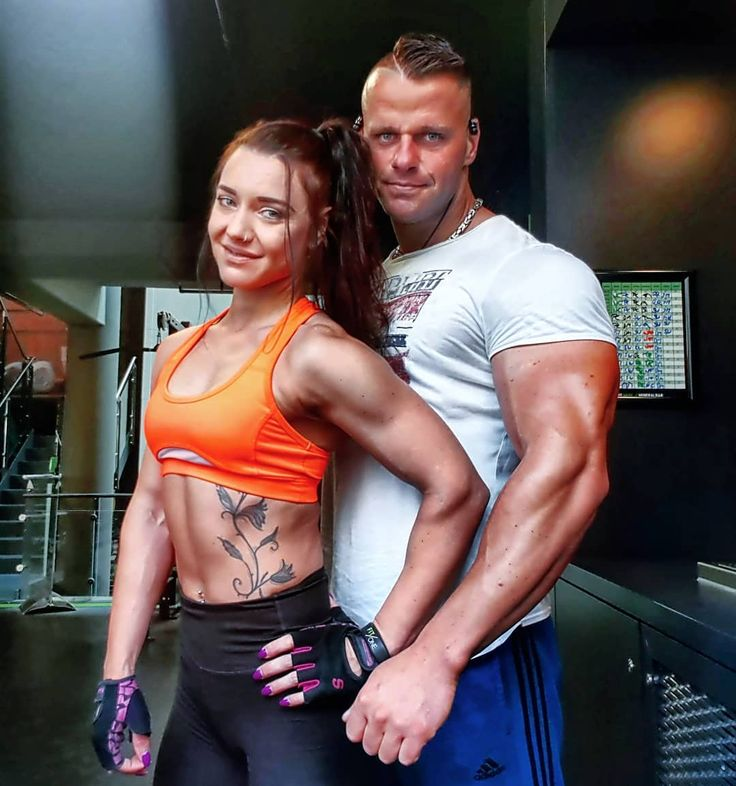 #fitcouple #fitness #gym #fit #fitfam #workout