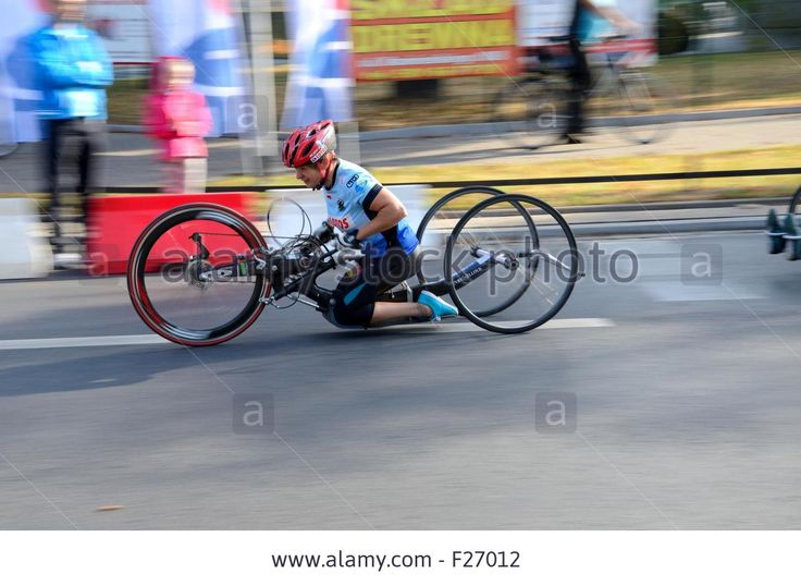 Wroclaw, Poland. 13th September, 2015. Unidentified Female Rider Stock Photo, Picture And Royalty Free Image. Pic. 87434846