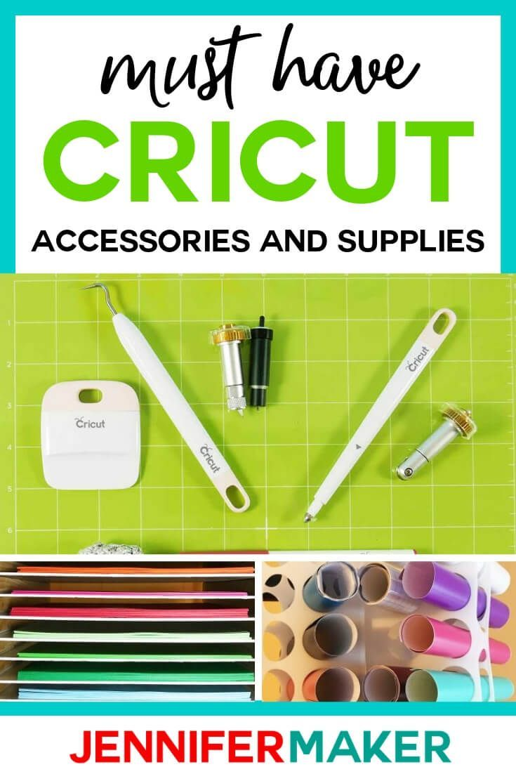 What Cricut Accessories Do You Really Need Jennifer Maker Cricut Accessories Cricut Cricut Tutorials