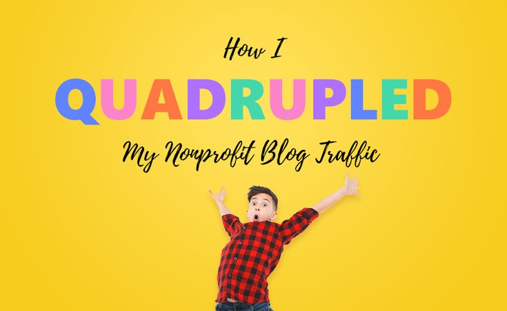 In this post I'm going to share everything I've learned about how to build a successful nonprofit blog from the ground up.  For the past two years, I've been managing the Wild Apricot blog. This year I've taken traffic from 9,000 visitors a month (where I left off last December) to over 36,000. We were even featured as the 14th top nonprofit blog in Feedspot's Top 75 Nonprofit Blogs of 2017.