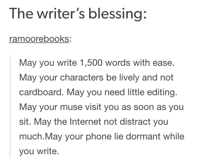 """spread the blessing< I love how instead of saying may the """"internet not distract you"""", they say may it not distract you """"Much"""""""