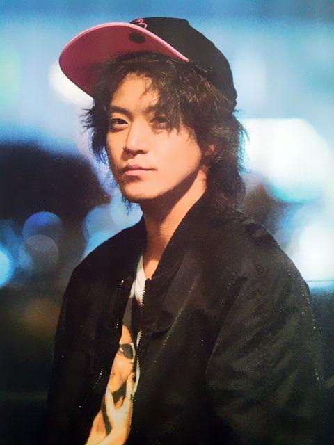 Oguri Shun on acteur vol.45, 2015