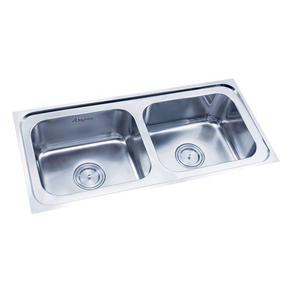 Buy Double Sink 316A in Sinks through online at NirmanKart.com