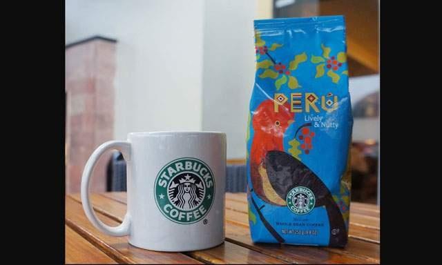 Starbucks celebra el Día del Café Peruano
