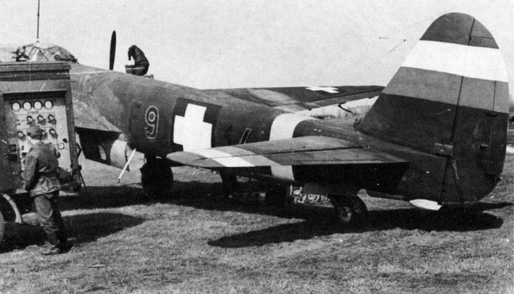 Junker 88 D (HUNGARIAN AIR FORCE