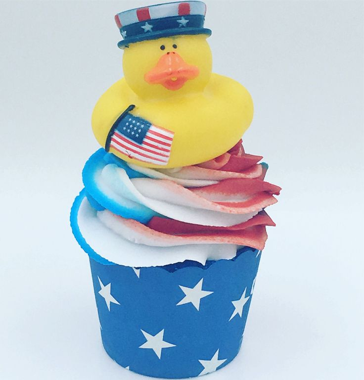 A personal favorite from my Etsy shop https://www.etsy.com/ca/listing/539501579/banana-cream-pie-rubber-duckie-bubble