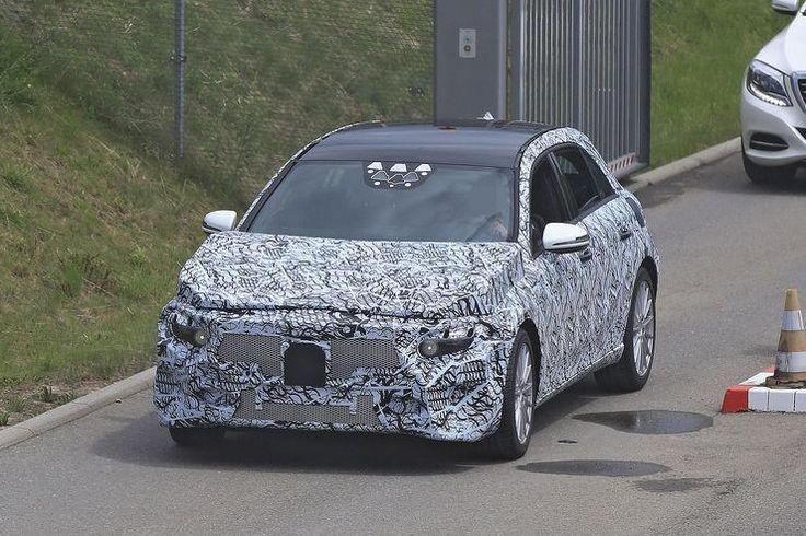 Mercedes Classe A : de l'hybride rechargeable dans l'air