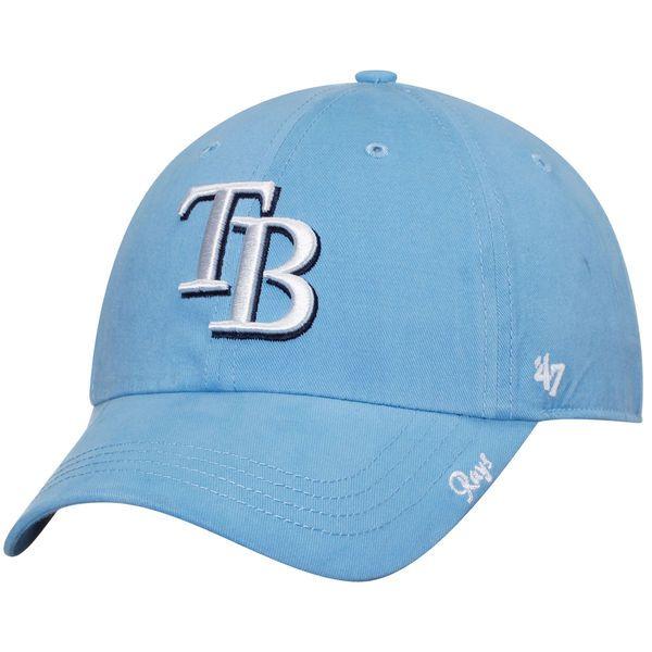 Tampa Bay Rays '47 Women's Miata Clean Up Adjustable Hat - Light Blue - $19.99