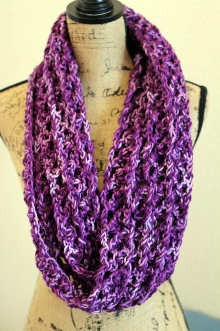Best 25+ Circle scarf ideas on Pinterest