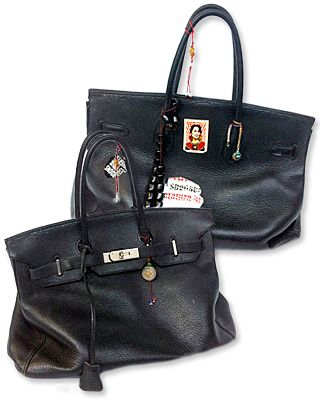 hermes bags online - Jane Birkin Auctioned Off Her Namesake Herm��s Bag for Charity ...