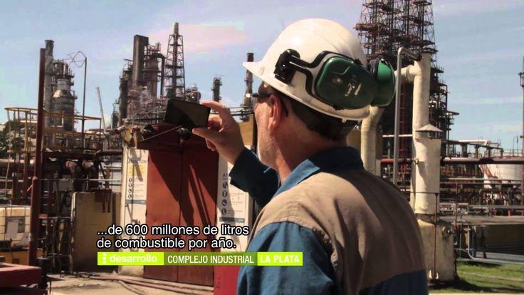 Nuevas inversiones de YPF en La Plata. Nueva unidad de CCR: mayor producción de combustibles de alta gama. Nueva unidad de Coke: 600.000.000 litros anuales