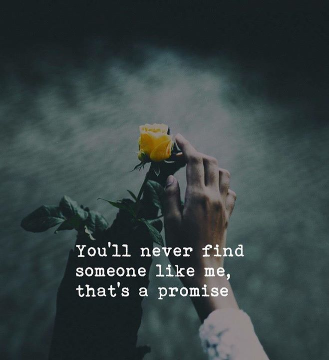 You'll never find someone like me.. via (http://ift.tt/2t31iO9)