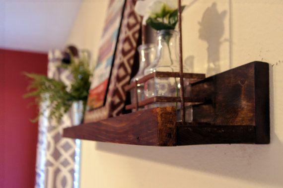 Mensola sporgenza rustico rustici scaffali di MadisonMadeDecor