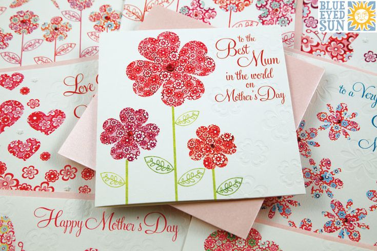 Blossom Mother's Day range by Blue Eyed Sun