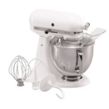 KitchenAid Artisan® Stand Mixer is a powerful, 325-watt, heavy-duty stand mixer | Canadian Tire $399 on sale