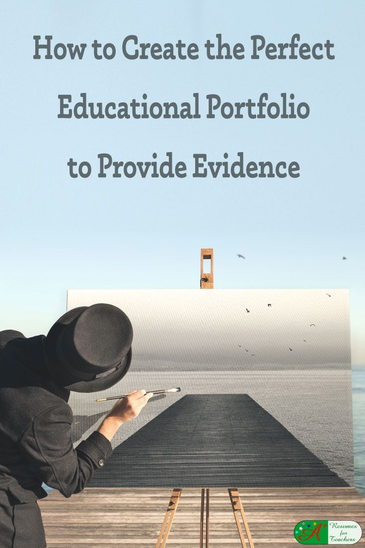 How to Create the Perfect Educational Portfolio