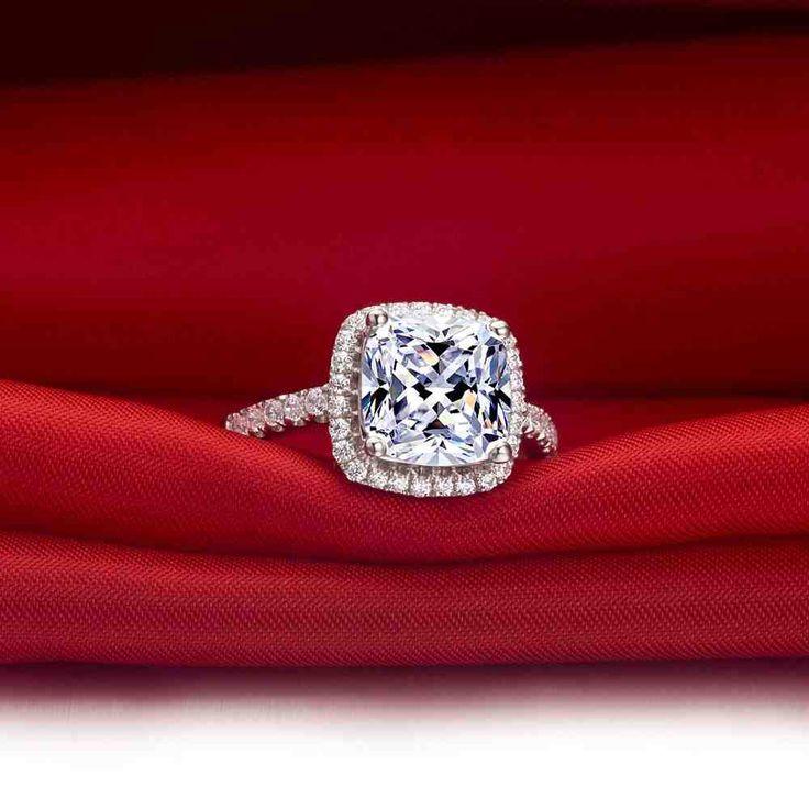 124 best Carat Engagement Rings images on Pinterest Engagement