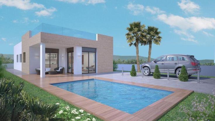 Neubau Villa  Details zum #Immobilienangebot unter https://www.immobilienanzeigen24.com/spanien/comunidad-valenciana/03680-aspe/Villa-kaufen/27119:339642119:0:mr2.html  #Immobilien #Immobilienportal #Aspe #Haus #Villa #Spanien