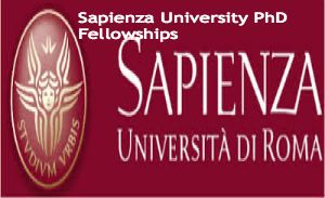 Sapienza University PhD Fellowships for International Students in Italy , and applications are submitted till 10th June 2014. Applications are invited for 19 full-time PhD fellowships available for international students (not Italian) at Sapienza University of Rome. - See more at: http://www.scholarshipsbar.com/Sapienza-university-phd-fellowships.html#sthash.mXyY1wcB.dpuf