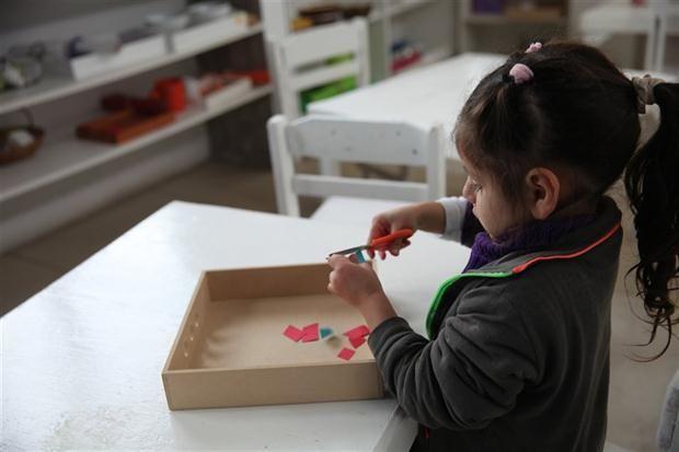 Una escuela Montessori revoluciona el barrio San Blas, en Bella Vista