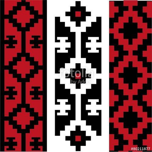 Vector: Guardas tradicionales paq de 3