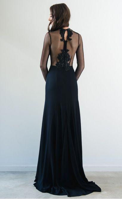 The back of our beautiful Britta gown by When Freddie met Lilly  www.whenfreddiemetlilly.com.au whenfreddiemetlilly@gmail.com INSTAGRAM #whenfreddiemetlilly