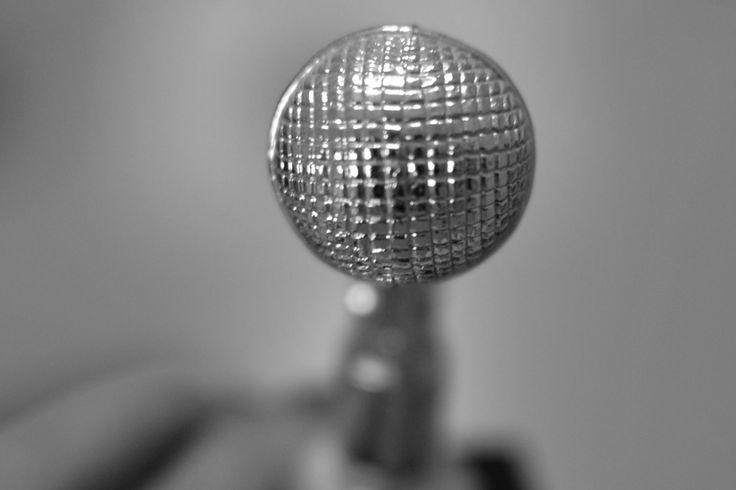 Rechthoek en Cirkel - Microfoon