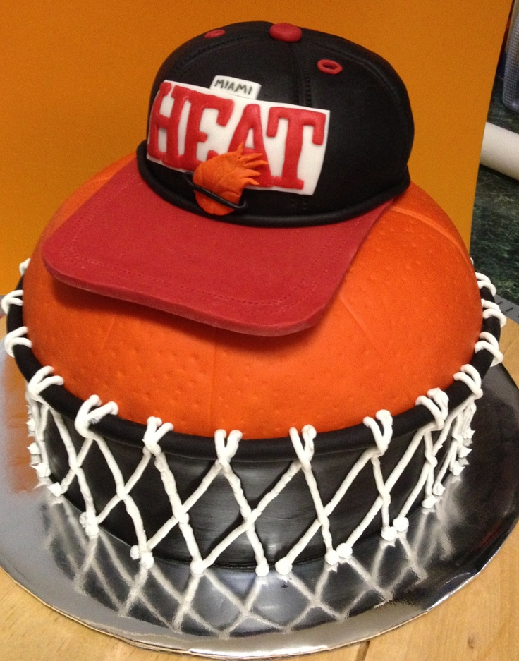 Another Miami heat cake!