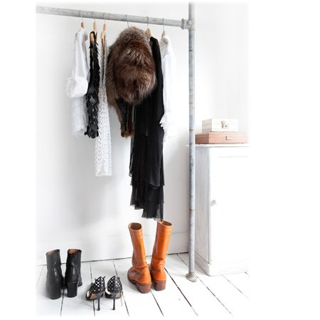 wardrobe | the urban showroom