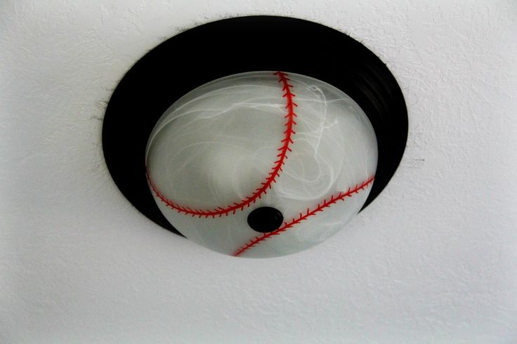 Turn an light into a Baseball