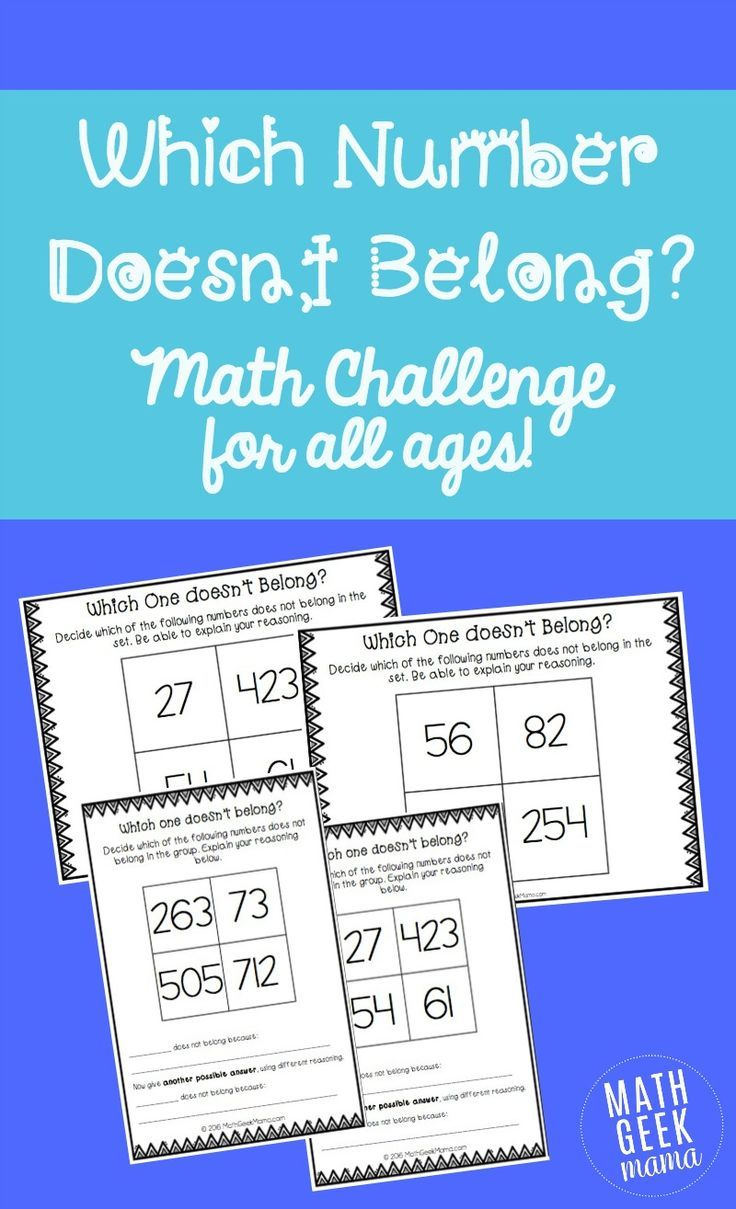 564 best Math Resources and Activities images on Pinterest ...