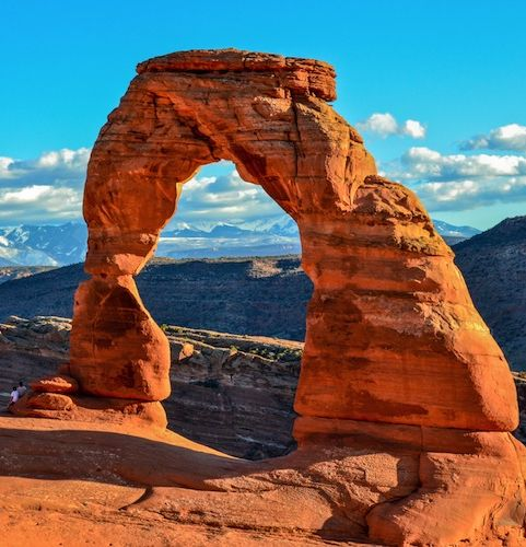 Your guide to the best photo-ops at Arches National Park in Utah.