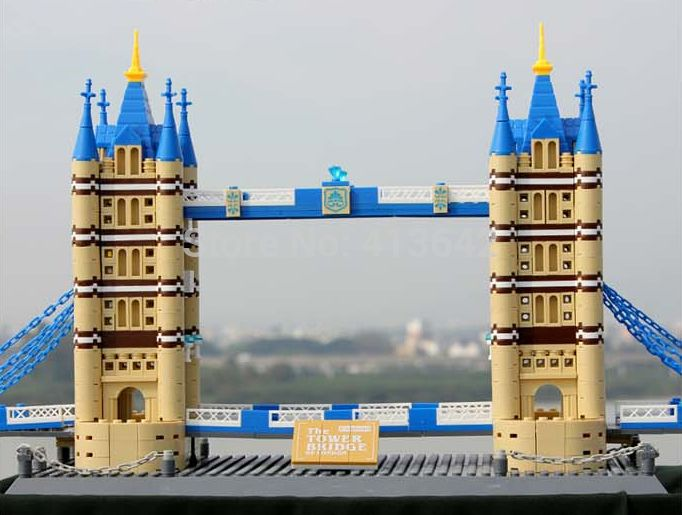 WANGE DIY The Tower Bridge Of London,Children's Educational Construction Toy Block Bricks 8013, 1033 pcs/set, Free Shipping //Price: $US $65.80 & FREE Shipping //     #rchelicopters
