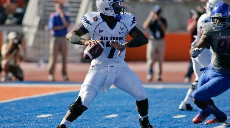 Air Force Falcons at Wyoming Cowboys, Saturday Week 6, College Football Betting, Las Vegas Odds, Picks and Prediction